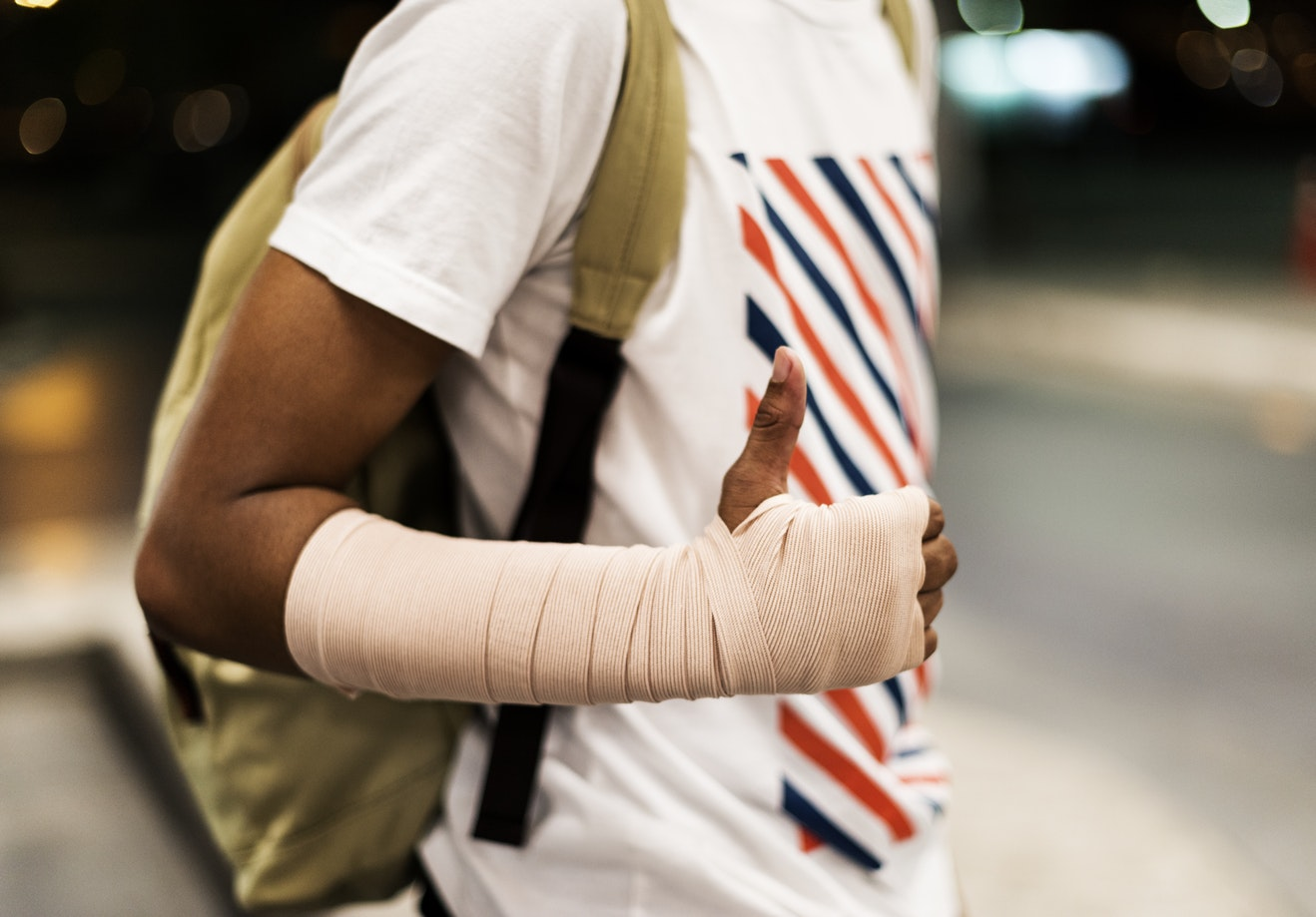Accident & Injury Insurance Cover